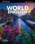 WORLD ENGLISH 2 Student's Book (+ MY WORLD ENGLISH ON LINE) 3RD ED