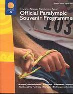 Αναμνηστικό πρόγραμμα Παραολυμπιακών Αγώνων
