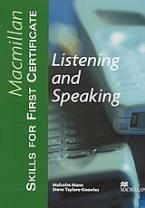 Skills for First Certificate, Listening and Speaking