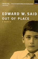 OUT OF PLACE : A MEMOIR  Paperback