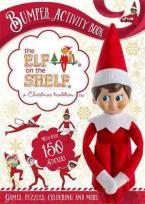 The Elf on the Shelf Bumper Activity Book