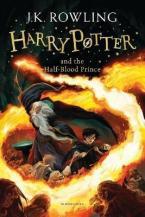 HARRY POTTER 6: THE HALF BLOOD PRINCE N/E Paperback B FORMAT