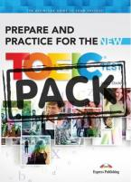 PREPARE AND PRACTICE FOR THE NEW TOEIC Student's Book PACK (+ KEY + CD)