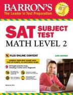 SAT SUBJECT TEST MATH LEVEL 2 : Paperback