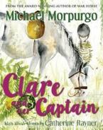 CLARE AND HER CAPTAIN  Paperback