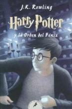 HARRY POTTER V LA ORDEN DEL FENIX