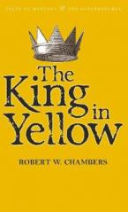THE KING IN YELLOW Paperback