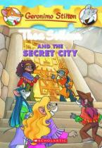 THEA STILTON : THEA STILTON AND THE SECRET CITY Paperback A FORMAT