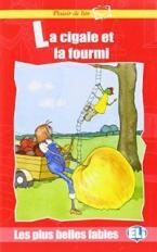 PDL : LA CIGALE ET LA FOURMI DEBUTANT (+ CD)