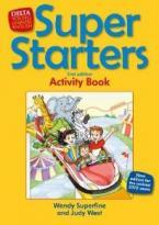 SUPER STARTERS WORKBOOK 2ND ED