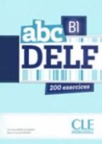 ABC DELF B1 (+ CD + CORRIGES) + TRANSCRIPTIONS