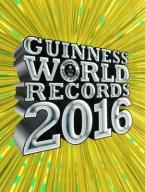 GUINNESS WORLD RECORD 2016 HC