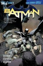 BATMAN THE COURT OF OWLS Paperback