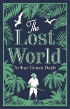 ALMA CLASSICS : THE LOST WORLD Paperback