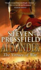 ALEXANDER THE VIRTUES OF WAR Paperback A FORMAT