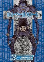 DEATH NOTE 3: DEATH NOTE Paperback A FORMAT