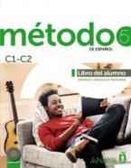 METODO DE ESPANOL 5 C1-C2 ALUMNO (+ DVD)