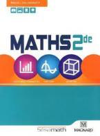 MATH 2DE EDITION 2014 POCHE