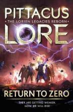 RETURN TO ZERO: LORIEN LEGACIES REBORN TPB