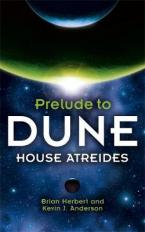 PRELUDE TO DUNE 1: HOUSE OF ATREIDES Paperback A FORMAT