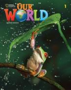 OUR WORLD 1 Student's Book - BRE 2ND ED