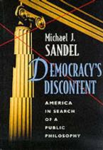 DEMOCRACY'S DISCONTENT Paperback