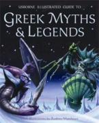 GREEK MYTHS & LEGENDS Paperback