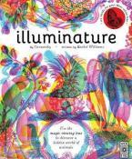 ILLUMINATURE : DISCOVER 180 ANIMALS WITH YOUR MAGIC THREE COLOUR LENS HC