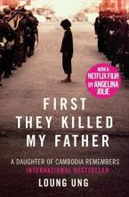 FIRST THEY KILLED MY FATHER (FILM TIE-IN)  Paperback