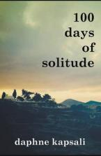 100 DAYS OF SOLITUDE Paperback