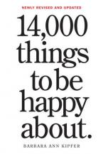 14,000 THINGS TO BE HAPPY ABOUT Paperback B FORMAT
