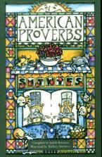 AMERICAN PROVERBS  Paperback