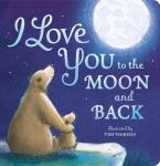 I LOVE YOU TO THE MOON AND BACK HC