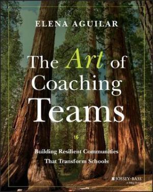 THE ART OF COACHING TEAMS :BUILDING RESILIENT COMMUNITIES THAT TRANSFORM SCHOOLS  Paperback