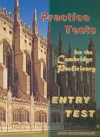 Practice Tests for the Cambridge Proficiency