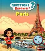 QUESTIONS REPONSES! 5: PARIS Paperback