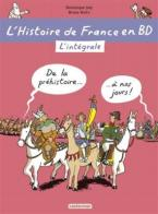 L'HISTOIRE DE FRANCE EN BD - L'INTEGRALE  POCHE