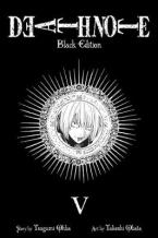DEATH NOTE 5: DEATH NOTE (BLACK EDITION) Paperback B