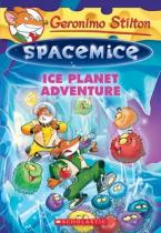 GERONIMO STILTON : SPACEMICE : ICEPLANET ADVENTURE Paperback