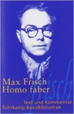 HOMO FABER  TASCHENBUCH