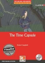 Red Series THE TIME CAPSULE - READER + AUDIO CD + E-ZONE (RED SERIES 2)