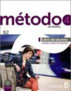 METODO DE ESPANOL 4 B2 ALUMNO (+ 2 CD)