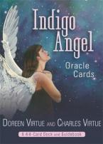 INDIGO ANGEL ORACLE CARDS  Paperback