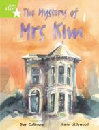 Rigby Star Guided Lime Level: The Mystery Of Mrs Kim Single