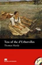 MACM.READERS : TESS OF THE D'UBERVILLES INTERMEDIATE (+ CD)