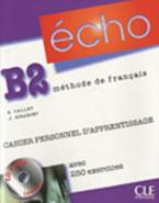 ÉCHO B2 CAHIER (+ AUDIO CD)
