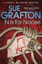 N IS FOR NOOSE Paperback