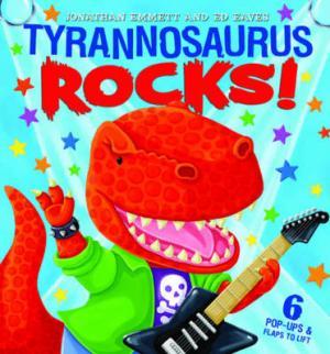 TYRANNOSAURUS ROCKS (POP-UP) HC