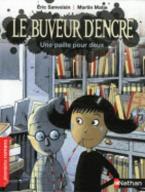 BUVEUR D'ENCRE - UNE PAILLE  POCHE