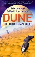 LEGENDS OF DUNE 1: THE BUTLERIAN JIHAD Paperback A FORMAT